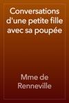 Conversations Dune Petite Fille Avec Sa Poupe