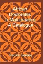 African Doctorates In Mathematics