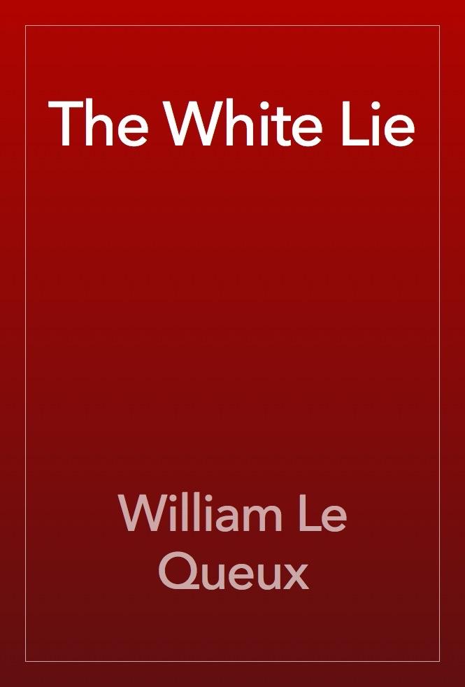 the white lie Directed by giovanni virgiliio with ignazio barcellona, carlo colloca, mattia d'eredità, federica de benedittis a lie is always a lie, even if with such a good purpose.