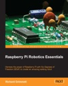 Raspberry Pi Robotics Essentials