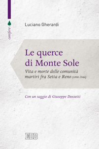 Le Querce di Monte Sole Libro Cover
