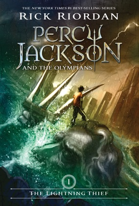 The Lightning Thief (Percy Jackson and the Olympians, Book 1) image