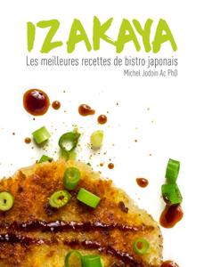 IZAKAYA La couverture du livre martien