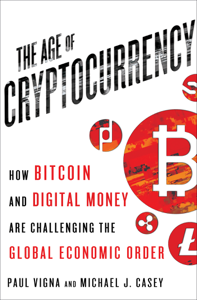The Age of Cryptocurrency Cover Book