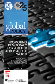 Promoting Democracy for Creating a Better and Peaceful World: Regional, National and Local Perspectives book