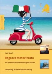 Ragazza motorizzata
