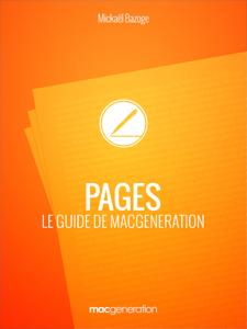Pages—Le guide de MacGeneration La couverture du livre martien