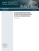 Countering Right-Wing Populism