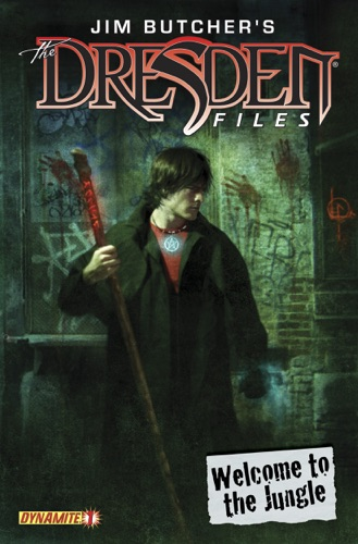Jim Butcher & Adrian Syaf - Jim Butcher's The Dresden Files: Welcome To The Jungle #1