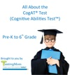 All About The CogAT Test