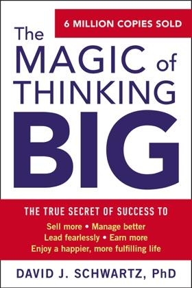 The Magic of Thinking Big image