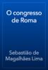 Sebastião de Magalhães Lima - O congresso de Roma grafismos