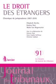 Droit Des Trangers