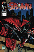 Spawn #5 Book Cover