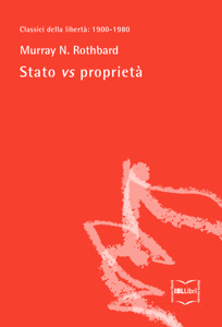 Stato vs proprietà Libro Cover