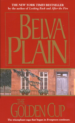 Belva Plain - The Golden Cup book