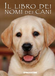 Il libro dei nomi dei cani Copertina del libro