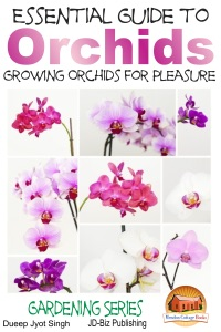 Essential Guide to Orchids: Growing Orchids for Pleasure Book Cover
