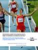 Monitorización de la carga de entrenamiento, la fatiga y el rendimiento en corredores de élite: Tesis Doctoral
