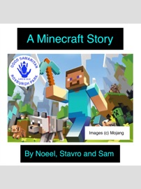 A Minecraft Story English Arabic