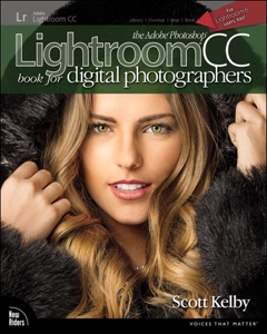 The Adobe Photoshop Lightroom CC Book for Digital Photographers da Scott Kelby