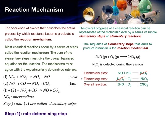 Chemical Kinetics Lecture Notes