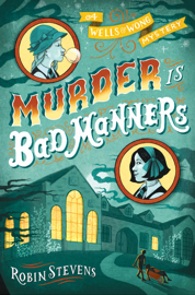 Murder Is Bad Manners book