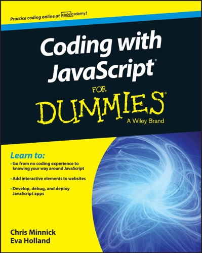 Coding with JavaScript for Dummies E-Book Download