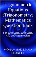 Trigonometric Equations (Trigonometry) Mathematics Question Bank