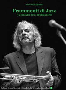 """""""Frammenti di Jazz"""" (a contatto con i protagonisti) Copertina del libro"""