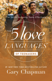The 5 Love Languages of Teenagers book