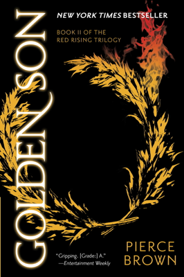 Golden Son - Pierce Brown book