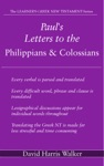 Pauls Letters To The Philippians  Colossians