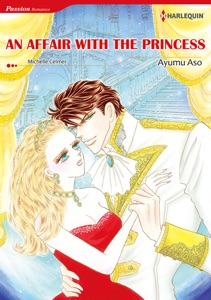 An Affair With the Princess Book Cover