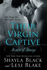 Their Virgin Captive, Masters of Ménage, Book 1 PDF Download