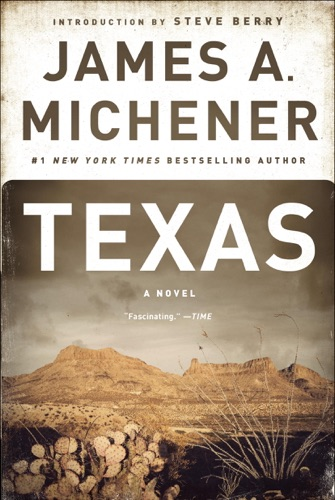 James A. Michener & Steve Berry - Texas