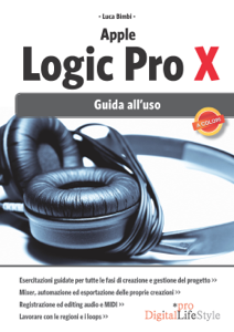 Apple Logic Pro X Libro Cover