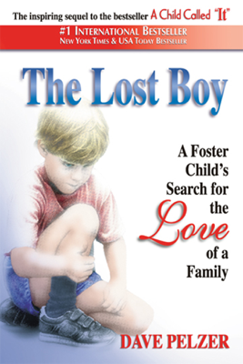 The Lost Boy - Dave Pelzer book