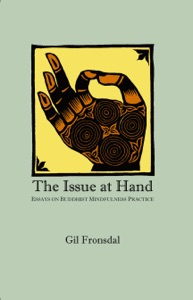 The Issue at Hand Book Cover