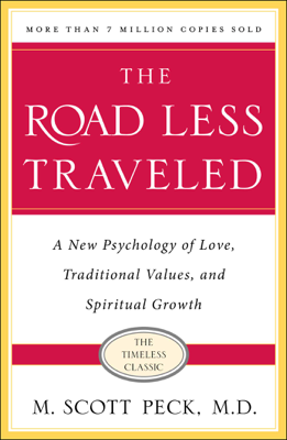 The Road Less Traveled - M. Scott Peck book