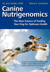 Canine Nutrigenomics Book Cover