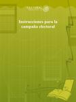 Instrucciones para la campaña electoral