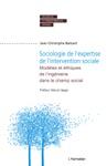 Sociologie De Lexpertise De Lintervention Sociale