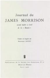 Journal de James Morrison, second maître à bord de la «Bounty»