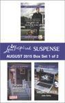 Love Inspired Suspense August 2015 - Box Set 1 Of 2