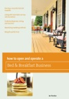 How To Open And Operate A Bed  Breakfast Ninth Edition