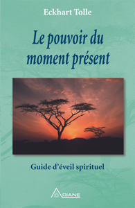 Le pouvoir du moment présent Couverture de livre