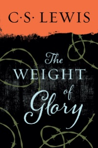 Weight of Glory Book Cover