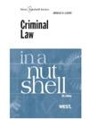 Criminal Law In A Nutshell 5th