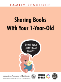 Sharing Books with Your 1-Year-Old